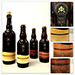 Montage photo bière Série Signature Les Trois Mousquetaires - Hopfenweisse, Pale ale américaine et Sticke Alt