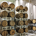 Beer Barrel and Installation picture by Les Trois Mousquetaires