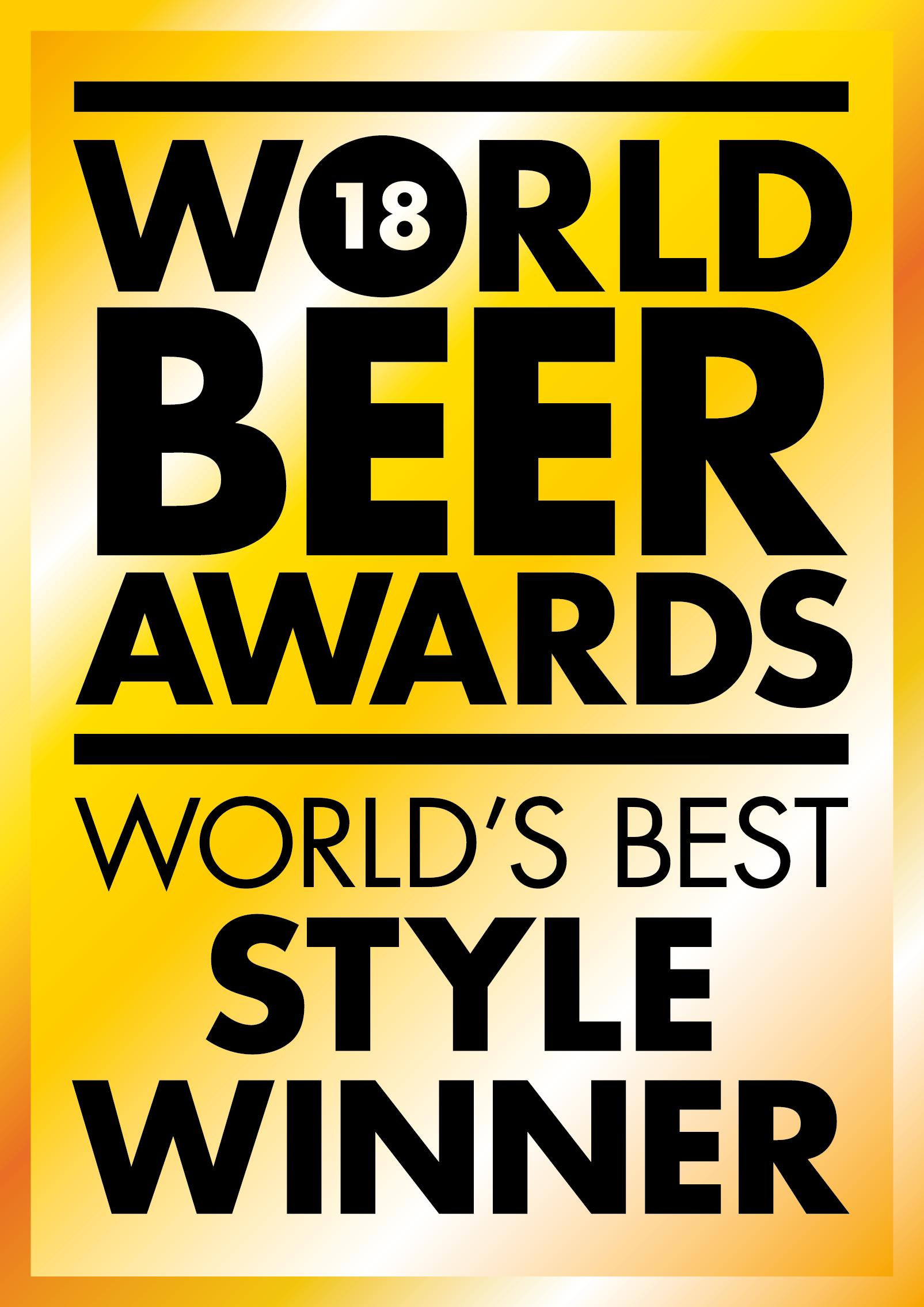 World Beer Awards 2018: une récolte de médailles exceptionnelle!