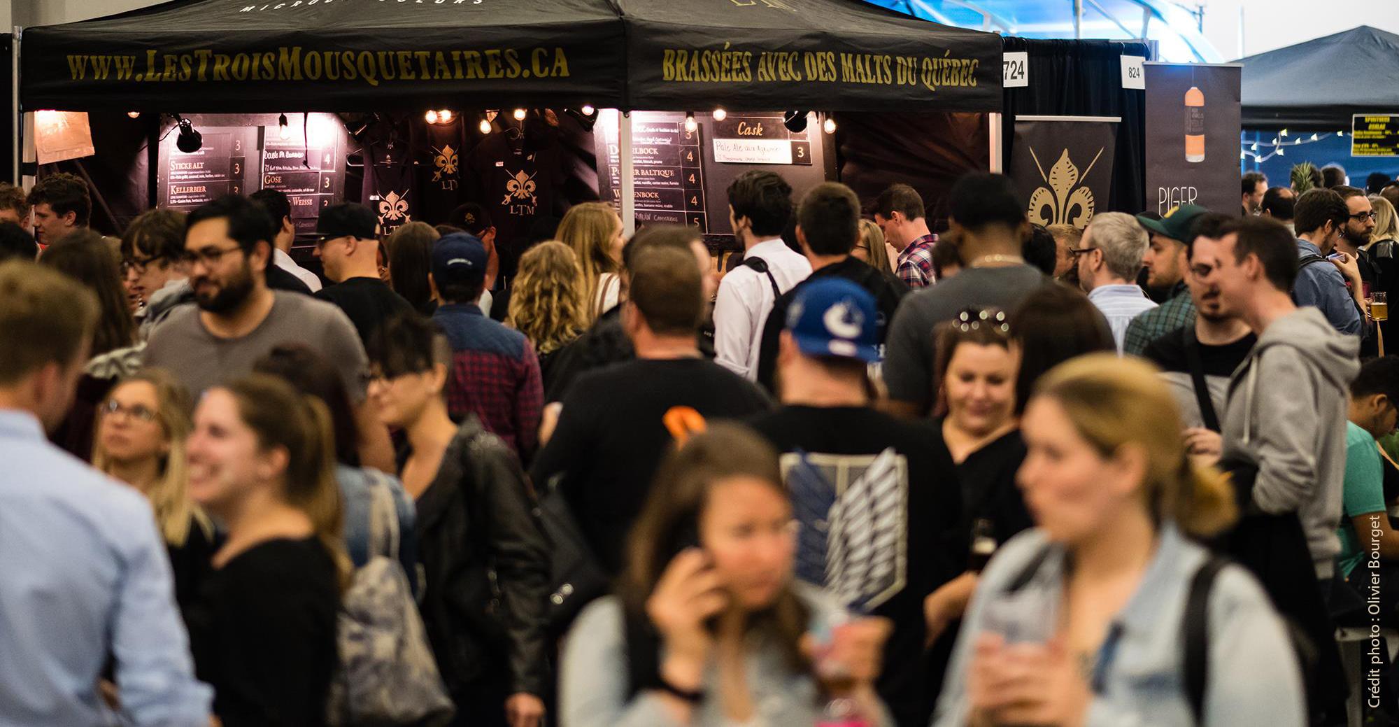 La saison des festivals de bières est ouverte!